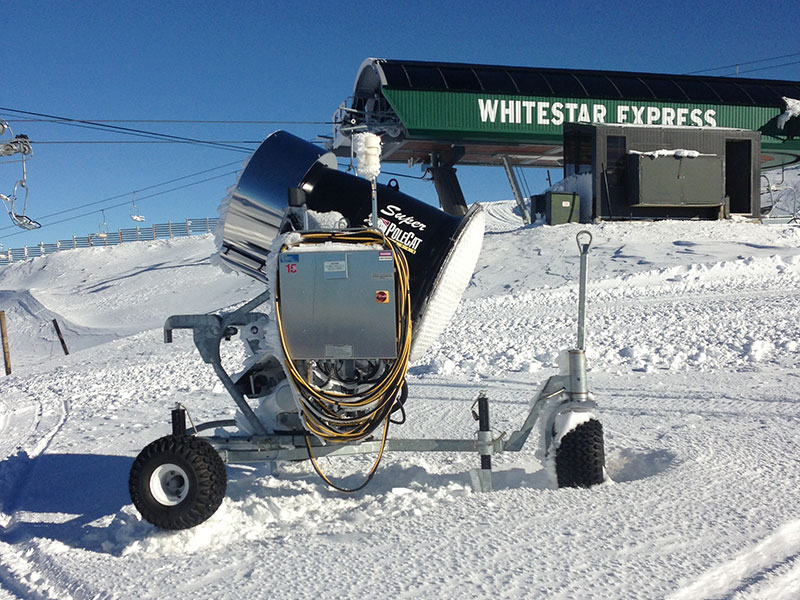 Cardrona whitestar skifields